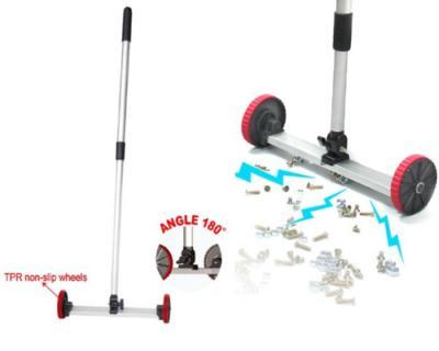 Rectangular Magnetic Finder with Wheels (Прямоугольные Магнитные Finder с колесами)