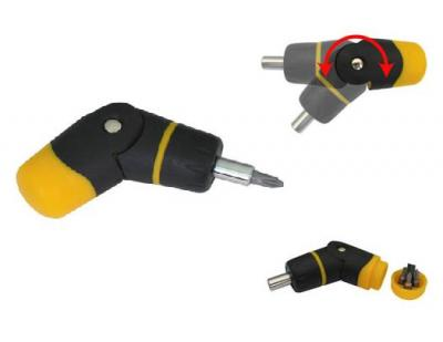 4-In-1 Stubby Angle Ratchet Screwdriver (4-In-1 Ratschen-Schraubendreher Stubby Winkel)