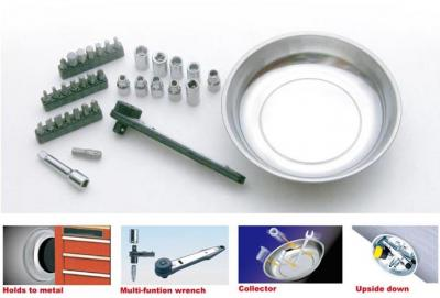 35PCS Driver Socket & Magnetic Tray Set (35PCS Driver Socket & Магнитный лоток Установить)