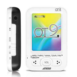 OT9 - 1.8  TFT MP4 Audio Player