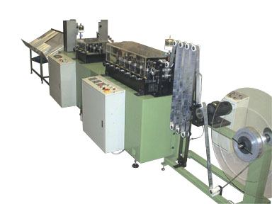 DOUBLE TUBE MACHINE FOR COPPER RADIATOR (DOUBLE TUBE МАШИНА ДЛЯ медного радиатора)