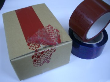Security Tape / Tamper Evident Tape (Security Tape / Tamper Evident Tape)