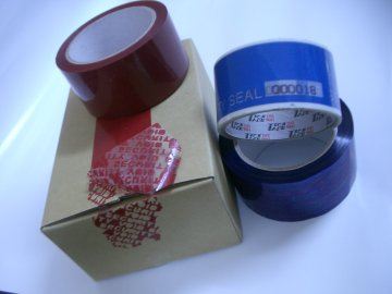 Tamper Evident Security Tape (Tamper Evident Security Tape)