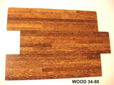 Engineering Red and Black Coconut wood Flooring in DIY type (Инженерные Красное и черное кокосового дерева Полы в DIY тип)