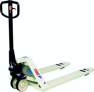 �and pallet truck (Iet transpalette)