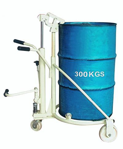 Manual drum stacker (Руководства барабан тележка)