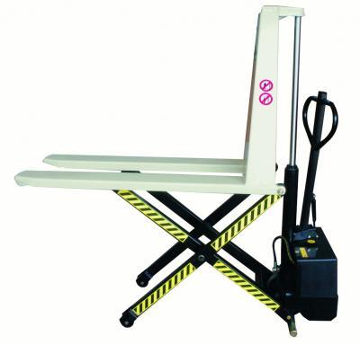 Electric high lift hand pallet truck (Электрический лифт высокий Ручные подъемники)