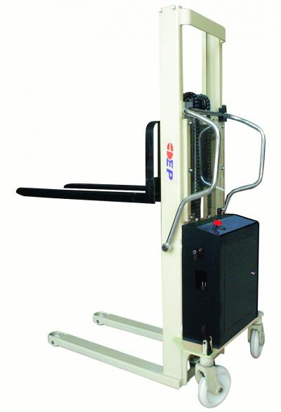 Electric manual stacker (Electric manuelle Stapler)