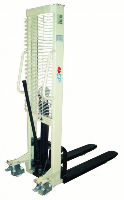 Manual stacker double pump (Руководства тележка двойным насосом)