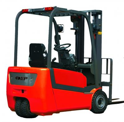 Electric Three-wheel Forklift (Drei-Rad-Elektro-Gabelstapler)