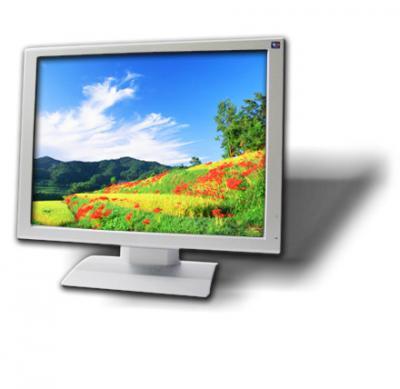 20.1-Inch TFT LCD Monitor (20,1-дюймовый TFT LCD монитор)