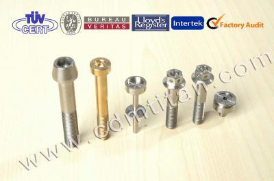 CDM Titanium fasteners ()