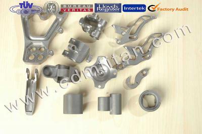 CDM Titanium Casting ()