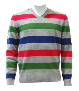 Mens Wool Pullover (Мужские шерсть Пуловер)