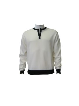 Mens cotton pullover