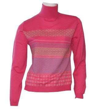 Ladies Cashmere Pullover (Mesdames Cashmere Pullover)