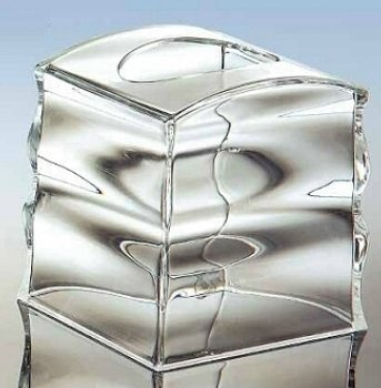 Acrylic Tissue Holder (Акриловые ткани Организатор)