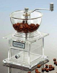 Acrylic Coffee Mill (Акриловые кофейная мельница)