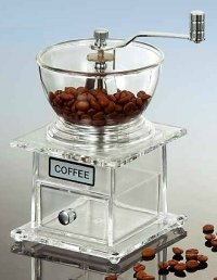 Acryl KaffeeMühlen (Acryl KaffeeMühlen)