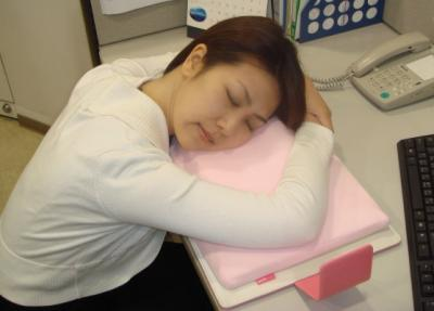 File Case Nap Pillow (File Case Nap Pillow)