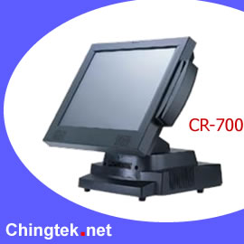 CR-700 Touch POS Terminal (CR-700 Touch POS терминал)