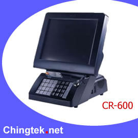 CR-600 Compact POS Terminal - All in one (CR-600 Компактная POS терминал - все в одном)