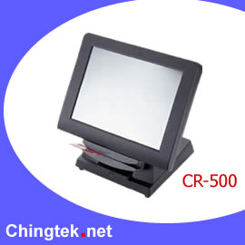 CR-500  Fanless POS Terminal - All in one (CR-500 Fanless POS терминал - все в одном)