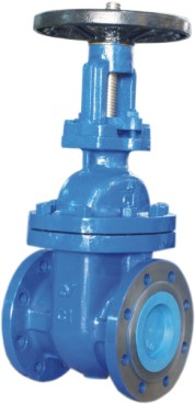 Cast Iron Gate Valve, RS (Чугунные Задвижки, RS)