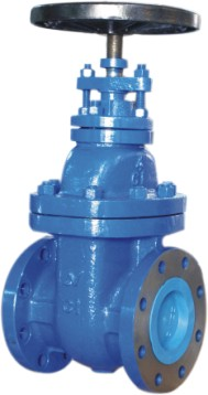 Cast Iron Gate Valve, NRS (Чугунные Задвижки, NRS)