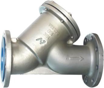 Cast Steel / Stainless Steel Y Strainer (В ролях сталь / Нержавеющая сталь Y фильтр)