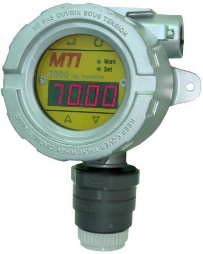 Toxic Gas Detector (Токсичные газовый детектор)