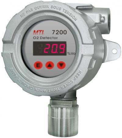 Oxygen Detector (Кислород-детектор)