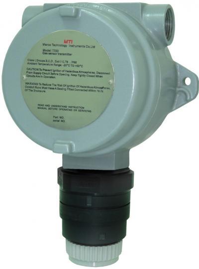 Toxic Gas Detector (Toxic Gas Detector)