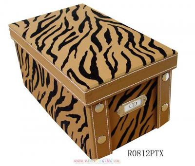 stationery box--CD size (Stationery Box - CD taille)