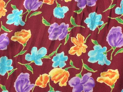 Knitted mixed printing & Bamboo - char fiber (Трикотажное смешанной печати & Bamboo - Чар волокно)