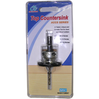Top countersink/Hand tools (Lamage Top / Outils à main)