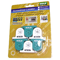 Screwdriver Locators Kit/Hand tools (Tournevis Locators Kit / Outils à main)