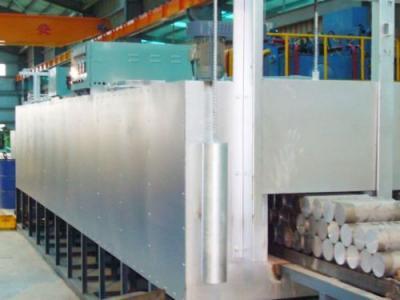 Aluminum Billet Heat Furnace -Chain Type (Алюминиевые слитки тепло печи тип цепи)