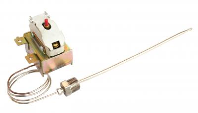 Thermostat With Manual Reset Limit Switch (Термостат с ручным сбросом Концевой выключатель)