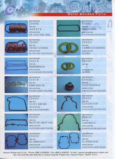 Metel Bonded Parts (Metel Bonded Parts)