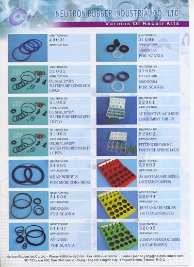 Repair Kits (Trousses de réparation)
