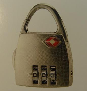Combination Luggage Lock (TSA Lock) (Комбинированные Камера Lock (TSA Lock))