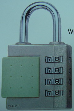 GEP�CK COMBINATION LOCK (GEP�CK COMBINATION LOCK)