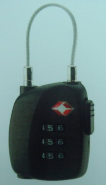 COMBINATION LUGGAGE LOCK  TSA LOCK (КОМБИНАЦИЯ БАГАЖА LOCK TSA LOCK)
