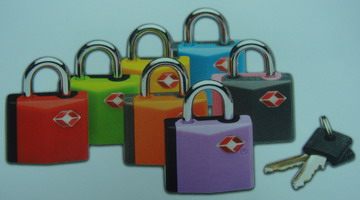 COMBINATION LUGGAGE LOCK (TSA LOCK) (КОМБИНАЦИЯ БАГАЖА LOCK (TSA LOCK))