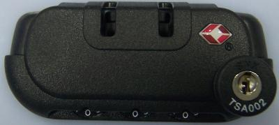 zipper luggage locks (TSA LOCK) (RV Gepäck Schlösser (TSA LOCK))