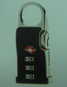 COMBINATION LUGGAGE LOCK  TSA lock (КОМБИНАЦИЯ БАГАЖА LOCK TSA блокировка)