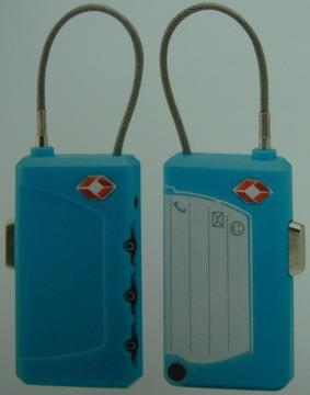 Combination Luggage Lock  TSA lock (Комбинированные Камера Lock Замок TSA)