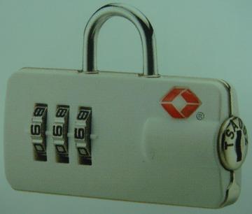 COMBINATION LUGGAGE LOCK  TSA lock (КОМБИНАЦИЯ БАГАЖА LOCK TSA блокировка)