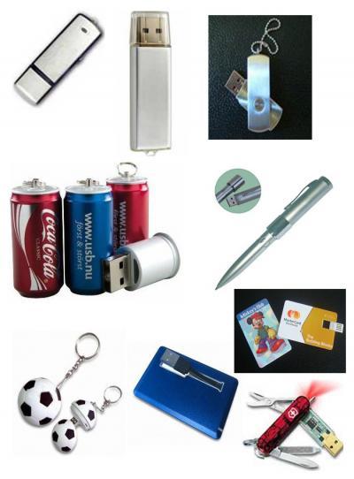 USB Flash Drives (USB флэш-накопители)